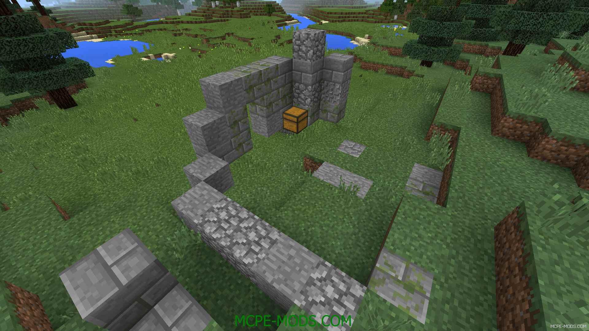 Мод Ruins 0.14
