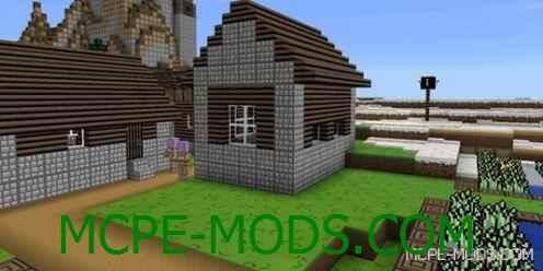 Скачать текстуры Retro 8-bit на Minecraft 0.14.0 / 0.14.1 / 0.14.2 / 0.14.3