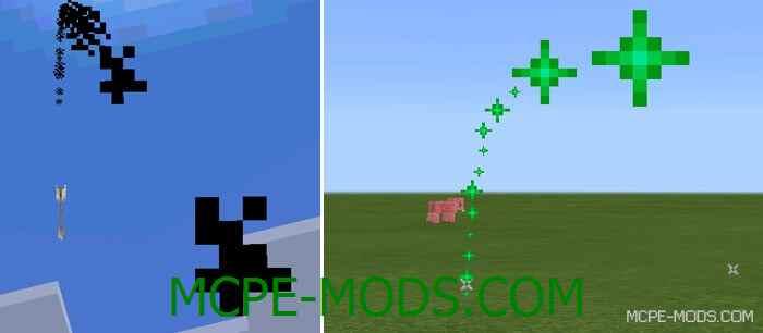 Мод Arrow Trails 0.14.0 / 0.14.1 / 0.14.2 / 0.14.3