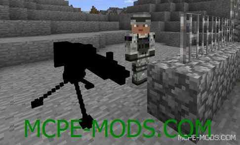 Мод Automatic Machine Gun 0.15
