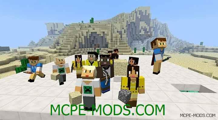 Скачать Minecraft Education Edition на андроид