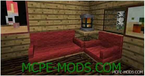 Мод Dan's Furniture 0.15.1/0.15.0/0.14.3