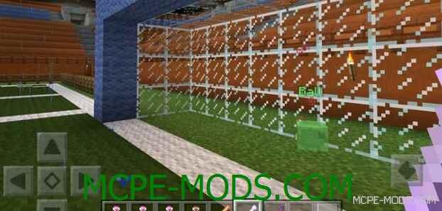 Карта Slime Soccer на Майнкрафт 0.14.0 / 0.14.1 / 0.14.2 / 0.14.3 скачать