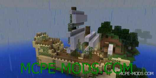 Карта Simple: Lost Temple на Майнкрафт 0.14.0 / 0.14.1 / 0.14.2 / 0.14.3 скачать