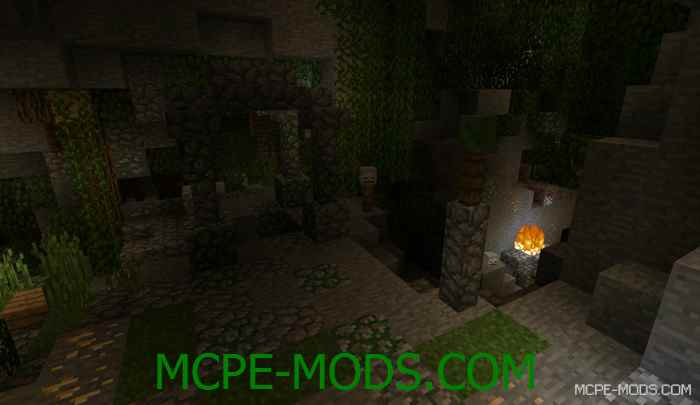 Скачать карту Caves Hide and Seek для Майнкрафт 0.15.0 / 0.15.1 / 0.15.2 / 0.15.3 / 0.15.4 на Андроид на русском