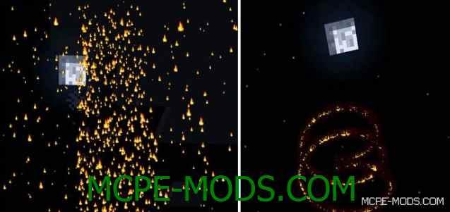 Мод Fireworks PE на Майнкрафт 0.15.0 / 0.15.1 / 0.15.2 / 0.15.3 / 0.15.4 скачать бесплатно