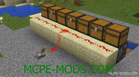 Мод Redstone Engineering 0.15.0 / 0.15.1 / 0.15.2 / 0.15.3 / 0.15.4