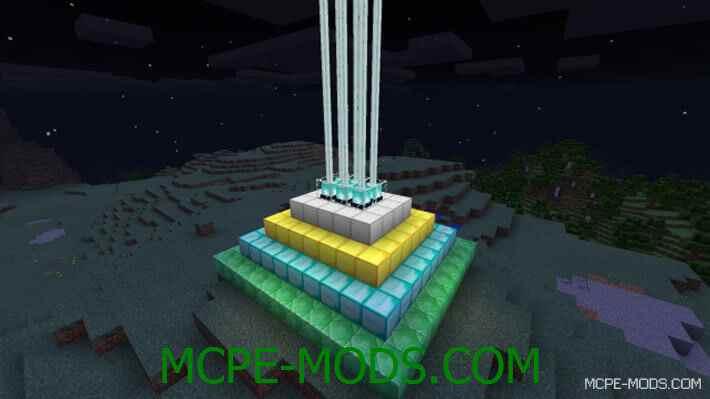 Мод маяк на Майнкрафт 0.15.6
