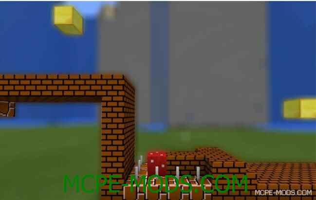 Мод Super Mario на Майнкрафт 0.15.9, 0.15.7, 0.15.6, 0.15.4 скачать бесплатно