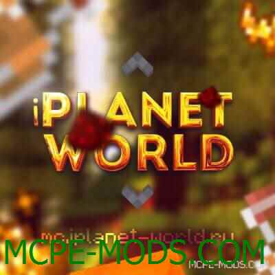 Сервер iPlanetWorld Майнкрафт ПЕ 0.15.9, 0.15.7, 0.15.6, 0.15.4