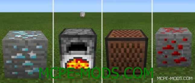 Мод Blocklsmith Hybrid 0.16.0