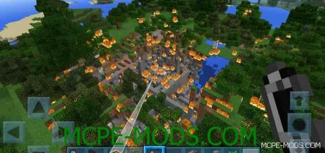 Скачать мод Vladull's Guns для Minecraft PE 0.16.0 бесплатно на Андроид