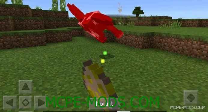 Скачать мод One Punch Man для Minecraft PE 0.16.0 бесплатно на Андроид