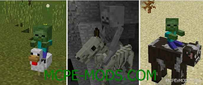 Мод More Jockeys 0.15.9, 0.15.8