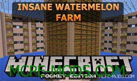 Карта Insane Watermelon Farm 0.16.0