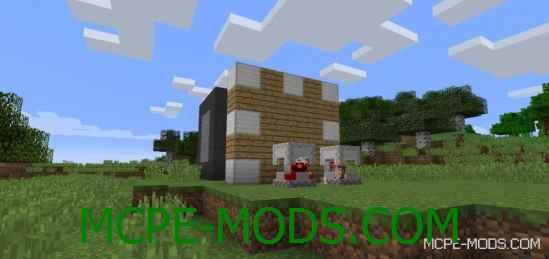 Скачать Minecraft PE 0.16.0 Build 5 - SNAPSHOT 16W40A - снапшот