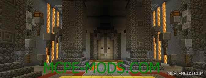 Скачать карту Tomb Crafter 3 для Майнкрафт 0.16.0 на Андроид