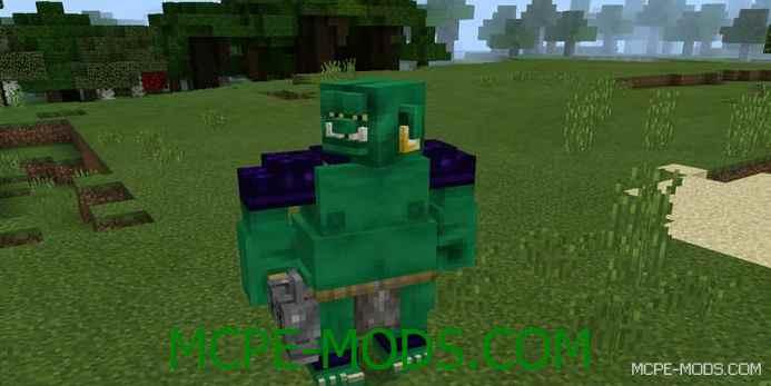 Скачать мод Ogre Addon для Minecraft PE 0.16.0 бесплатно на Андроид