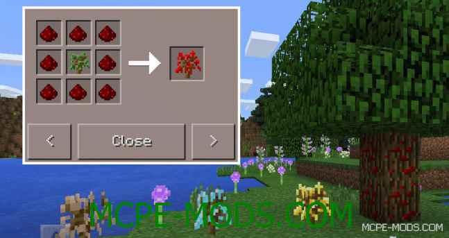 Мод Plants Trees Ore 0.16.0