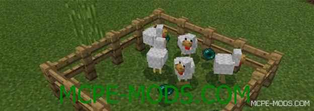 Скачать мод Endermites Addon для Minecraft PE 0.16.0 бесплатно на Андроид