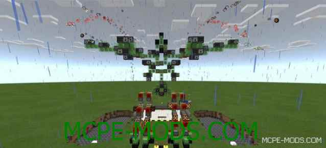 Скачать карту Massive Megahydron для Майнкрафт 0.16.0 на Андроид