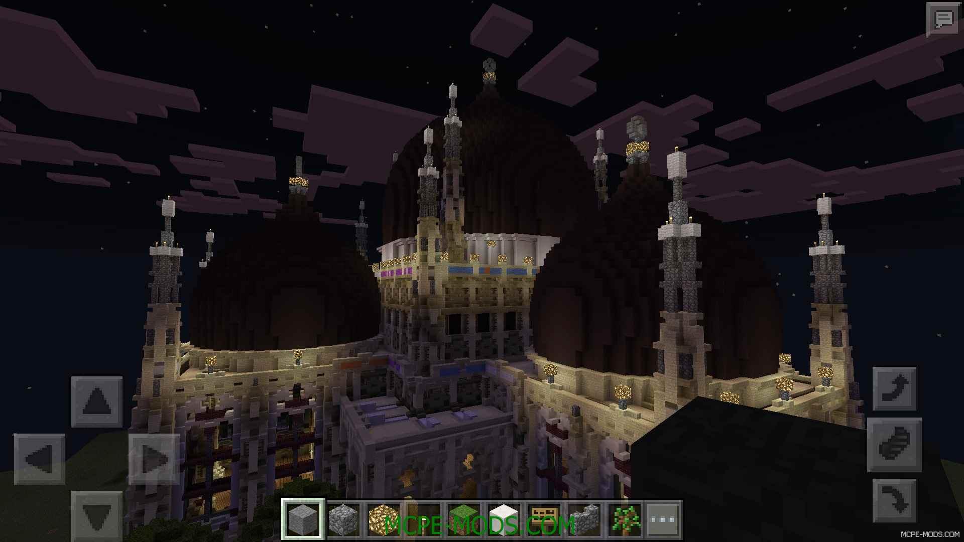 Скачать карту Alladin's Castle для Майнкрафт 0.16.0 на Андроид
