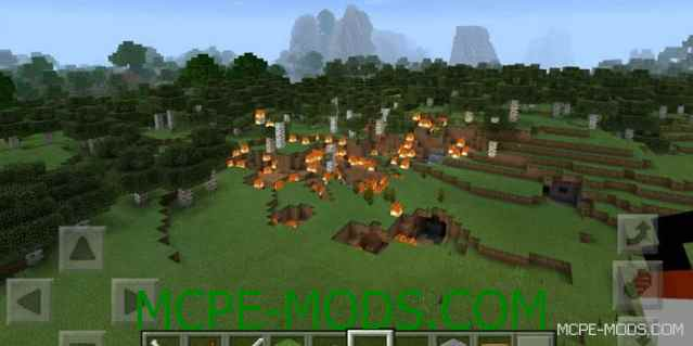 Скачать мод Hunter Weapons Addon для Minecraft PE 0.16.0 бесплатно на Андроид