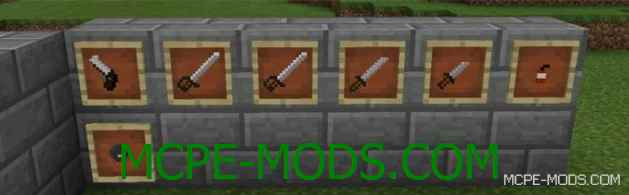 Мод Hunter Weapons Addon 0.16.0
