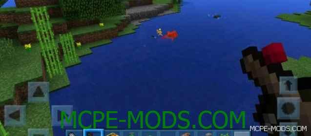 Скачать мод Vladu11's Guns для Minecraft PE 0.16.0 бесплатно на Андроид