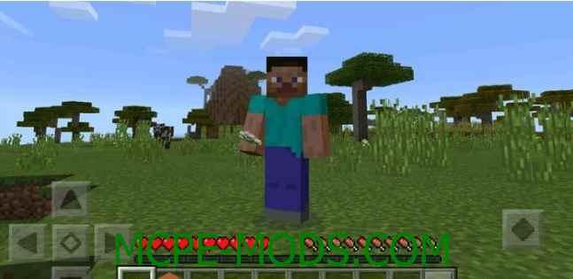 Скачать мод PC GUI для Minecraft PE 0.16.0 бесплатно на Андроид