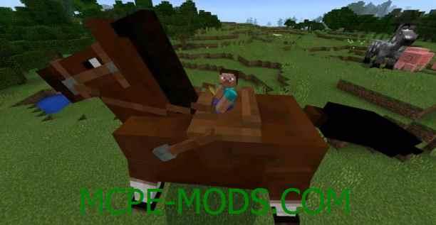 Скачать мод GigaMobs Addon для Minecraft PE 0.16.0 бесплатно на Андроид