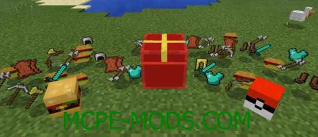 Скачать мод Lucky Blocks PE для Minecraft PE 0.16.0 бесплатно на Андроид