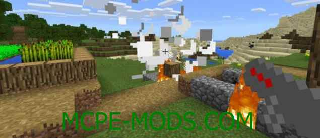 Скачать мод World at War для Minecraft PE 0.16.0 бесплатно