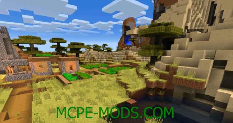 Скачать Minecraft PE 0.16.2 на андроид бесплатно полную версию