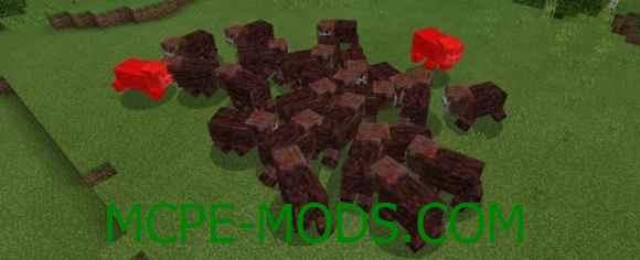 Скачать мод Lucky Balls для Minecraft PE 0.16.0, 0.16.1 бесплатно на Андроид