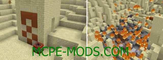 Скачать мод Hardmode для Minecraft PE 0.16.0, 0.16.1 бесплатно на Андроид