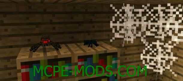 Скачать мод Realistic Mobs для Minecraft PE 0.16.0, 0.16.1 бесплатно на Андроид