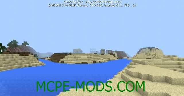 Сид Два спавнера под спавном на Minecraft PE 0.17.0, 0.17.1