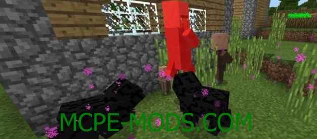 Скачать мод EnderPig для Minecraft PE 0.16.0, 0.16.1 бесплатно на Андроид