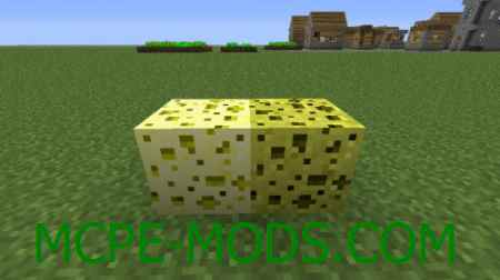 Мод Useful Sponges 0.16.0, 0.16.1