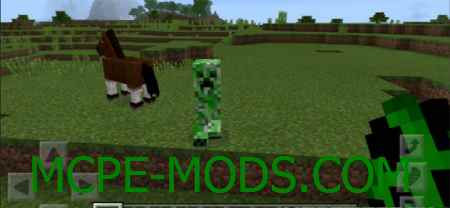 Мод Peacy's Throwable Spawn Eggs 0.16.0, 0.16.1