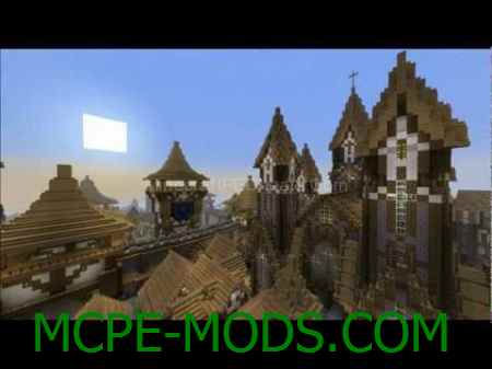 Карта Amazing Medival Kingdom 0.16.0, 0.16.1