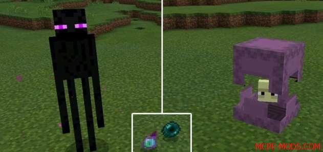 Скачать мод Levitation Potion для Minecraft PE 0.17.0, 0.17.1 бесплатно на Андроид