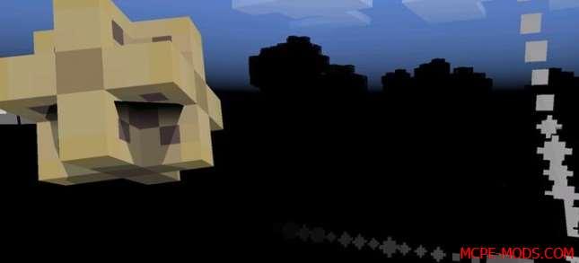 Скачать мод End King Boss для Minecraft PE 0.17.0, 0.17.1 бесплатно на Андроид