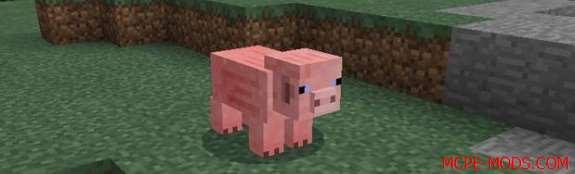 Скачать мод More Pigs на Майнкрафт 0.17.0, 0.17.1, 0.16.0, 0.16.1 бесплатно