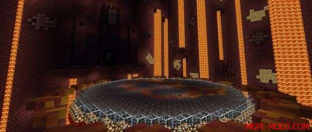 Скачать карту Blaze PvP Arena на Майнкрафт 1.0, 0.17.0, 0.17.1, 0.16.0, 0.16.1 бесплатно