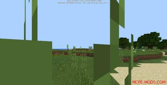 Сид Два спавнера пауков в воздухе на Minecraft PE 1.0, 0.17.0, 0.17.1