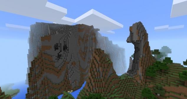 Сид Мега-горы 1.0, 0.17.0, 0.17.1