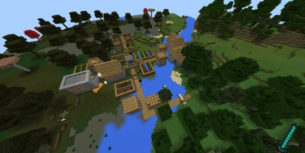 Сид Деревня на болоте 1.0, 0.17.0, 0.17.1