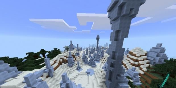 Сид Деревня на ледяных шипах 1.0, 0.17.0, 0.17.1